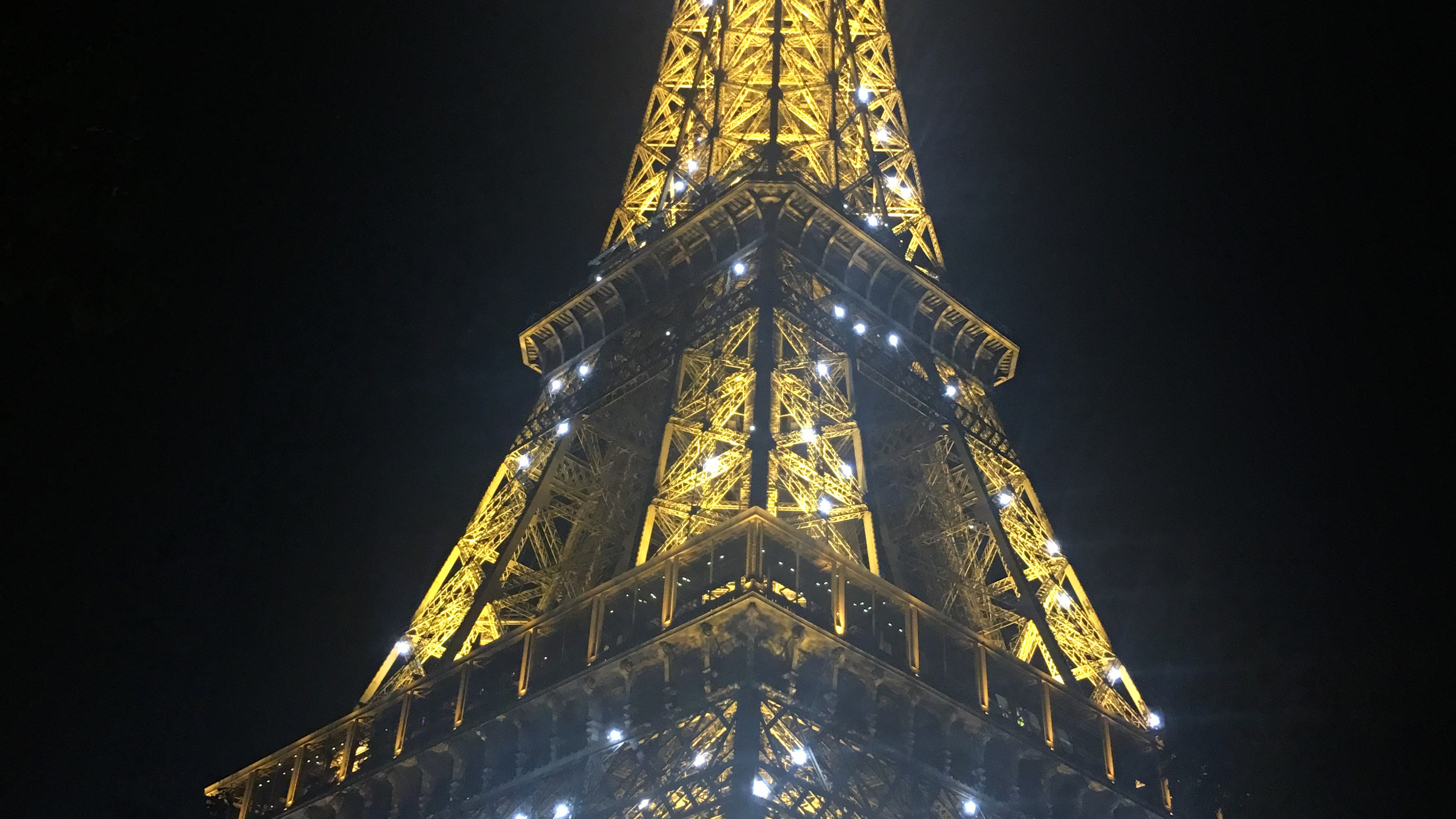 Lovely Eiffel Tower!