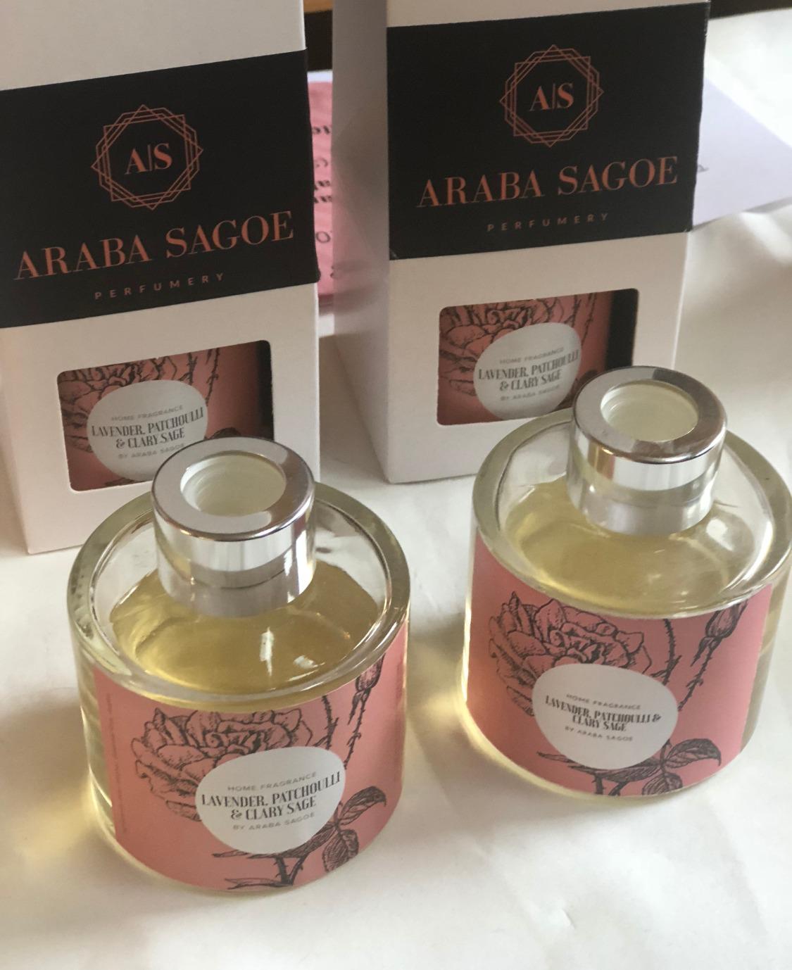 Araba Sagoe Perfumery