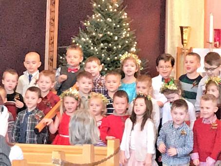 Annual BHP Christmas Program