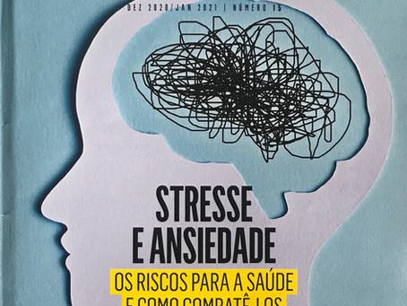 Stresse e ansiedade: os riscos para a saúde e como combatê-los