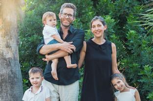 צילומי משפחה - מיכל