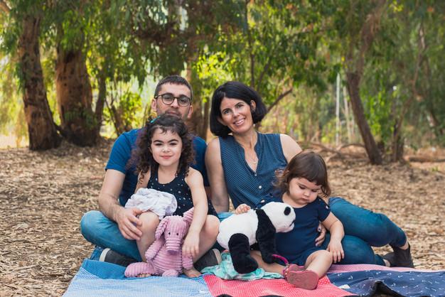 צילומי משפחה - יעל