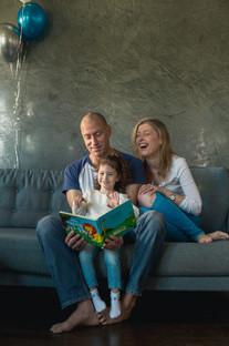 צילומי משפחה - אילונה