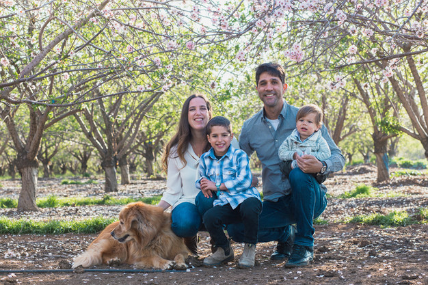 צילומי משפחה - טלי