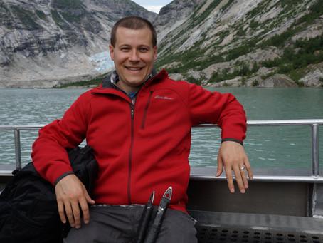 Nigardsbreen Glacier Climb, Norway.