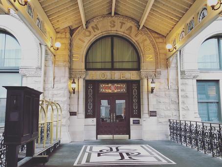 Union Station Hotel, Nashville TN.