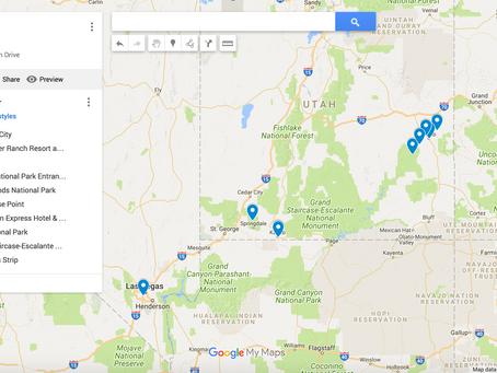 Utah: National Parks. Our One Week Trip!
