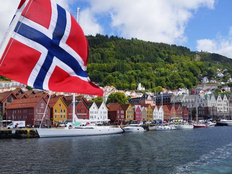 Norway - Fjord Cruise: Bergen-Mostraumen