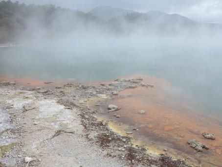 Wai-O-Tapu | Thermal Wonderland Rotorua, New Zealand.