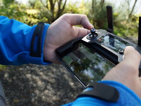 DJI Mavic Pro Drone 2017 Unboxing + drone footage demo