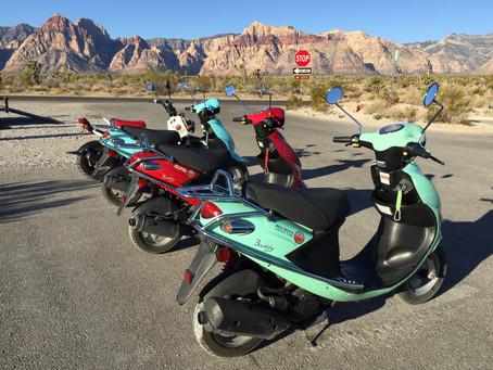 Red Rock Scooter Tours, Las Vegas