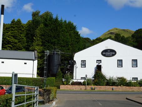 Glengoyne Highland Single Malt Scotch Whisky Distillery