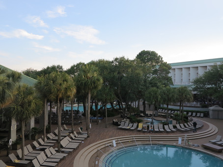 5 Things To Do at The Westin Hilton Head Island Resort & Spa, South Carolina.