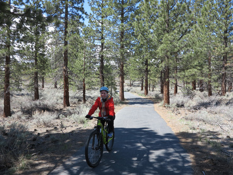 Bike Adventures throughout the United States!