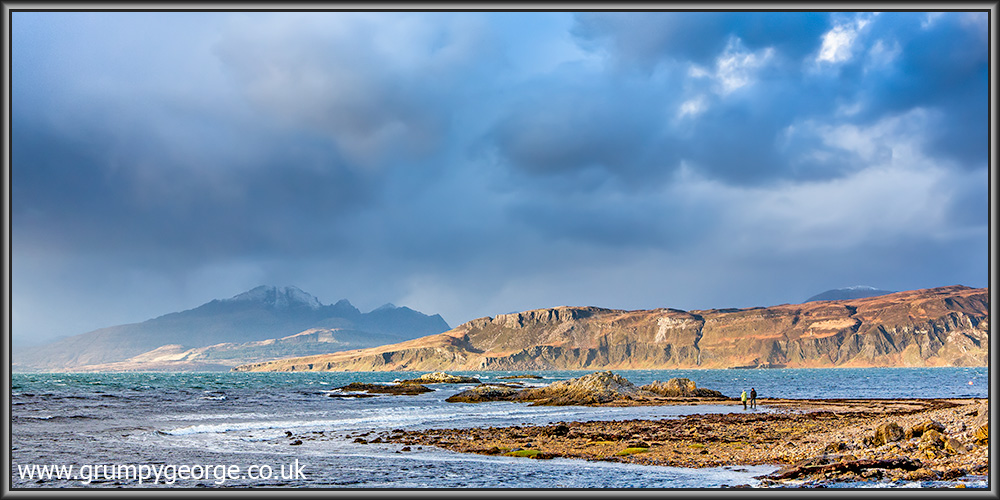 Ord Bay landscape skye 24
