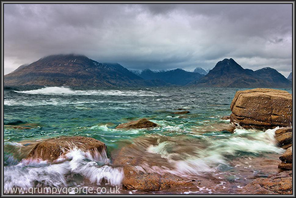 Elgol Stones Skye 18