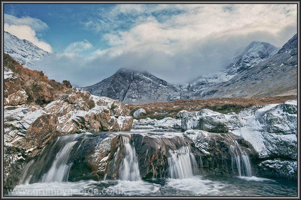 Fairy pools Isle of Skye 18