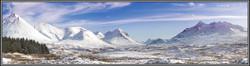 Sligachan in Winter Skye 44