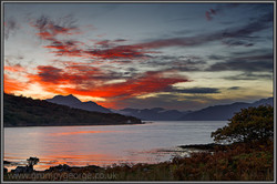 Kinloch sunrise Skye 18