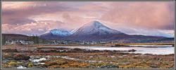 Broadford winter. Skye 30