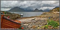 Elgol boat. Skye 24