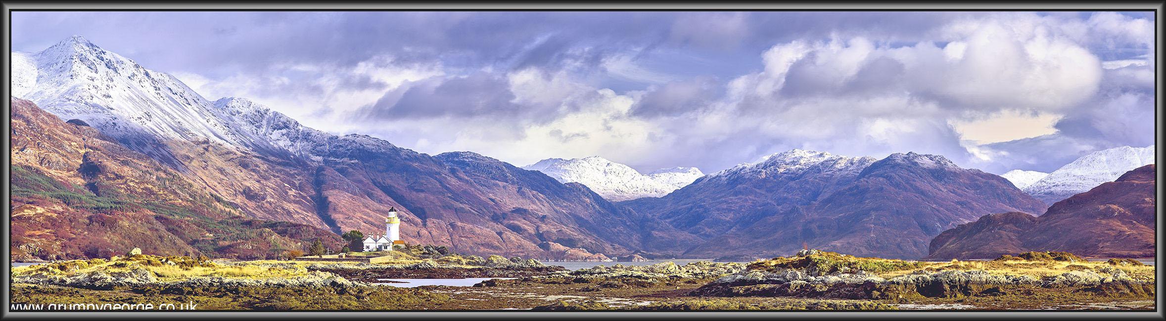 Isleornsay in Winter Skye 44