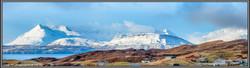 Tarskavaig in snow Skye 44