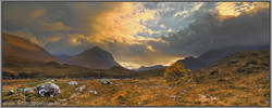 Sligachan in Autumn. Skye 30