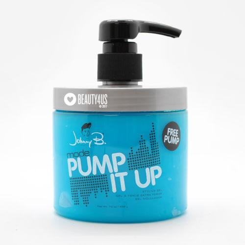 Johnny B Mode 16oz Gel With Free Pump