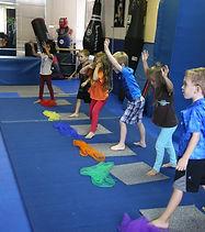 kids do gymnastics in pleasanton california