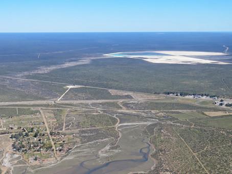 Fallo judicial considera probado que Alpat contamina desde sus lagunas de efluentes en Bajo El Riñón