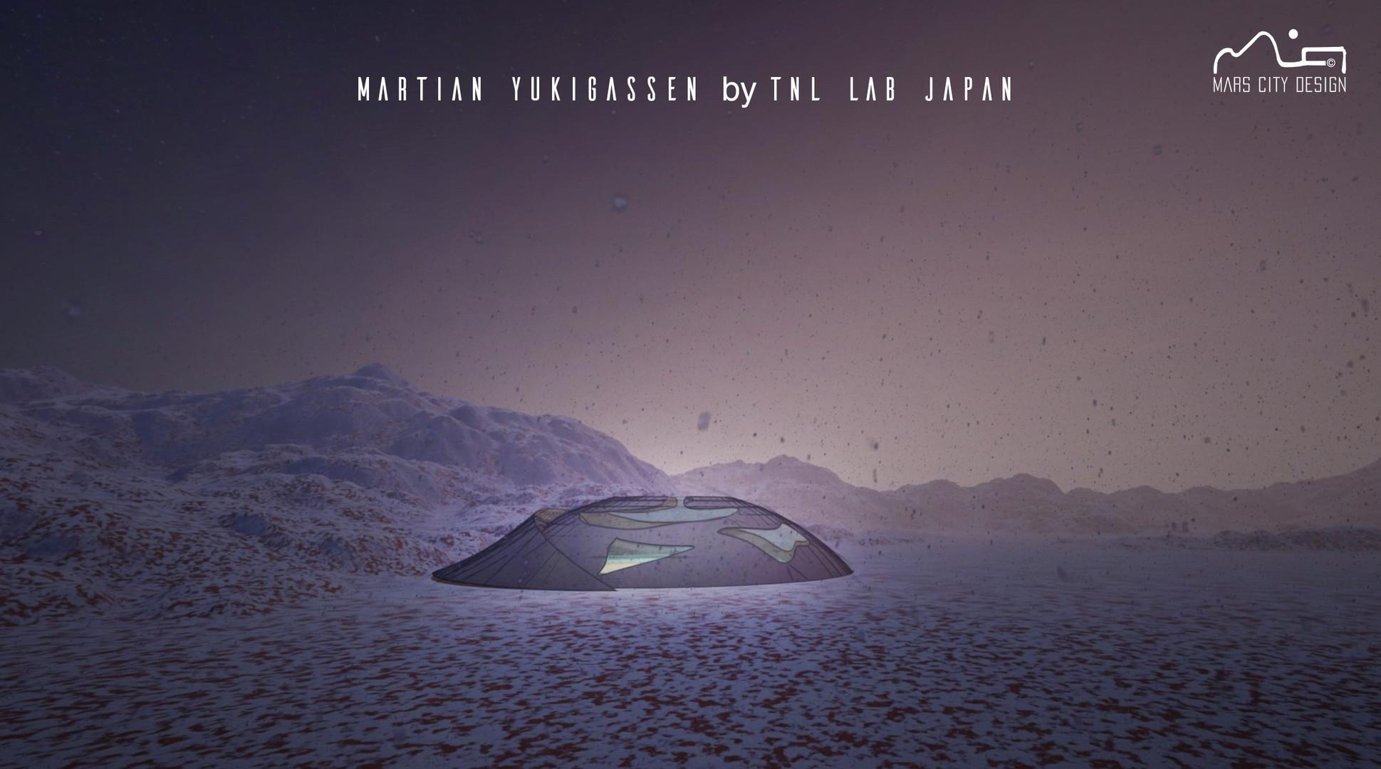 Martian Yukigassen