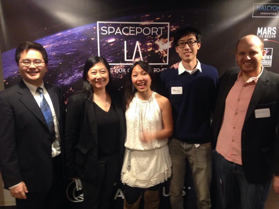 Spaceport LA Fantastic Team