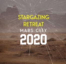 Stargazing Reteat 2020
