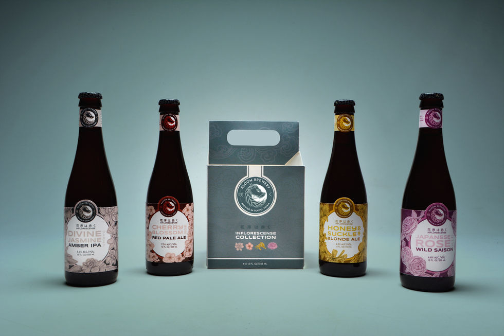 Bloom Brewery Beer
