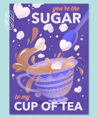 We Belong Together: Tea & Sugar