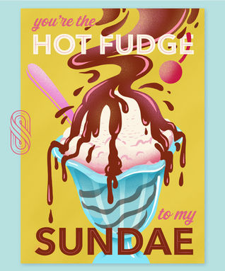 We Belong Together: Hot Fudge & Ice Cream