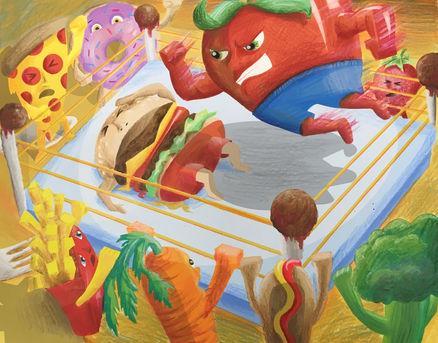Food Fight Ville