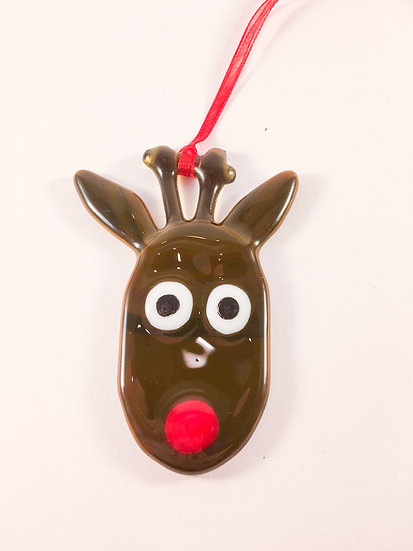 Rudolph Christmas tree decoration