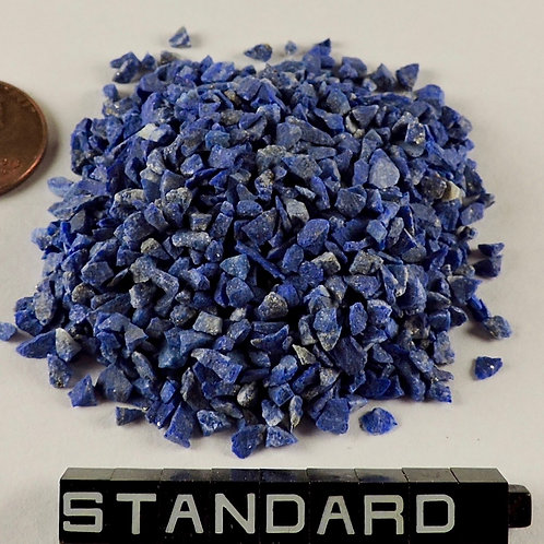 Lapis Chips for Inlay