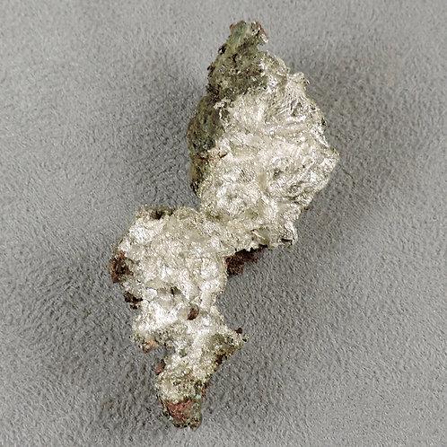 Silver Copper Halfie Keweenaw Peninsula, Michigan