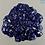 Thumbnail: Azurite Crystal Floater La Sal Utah