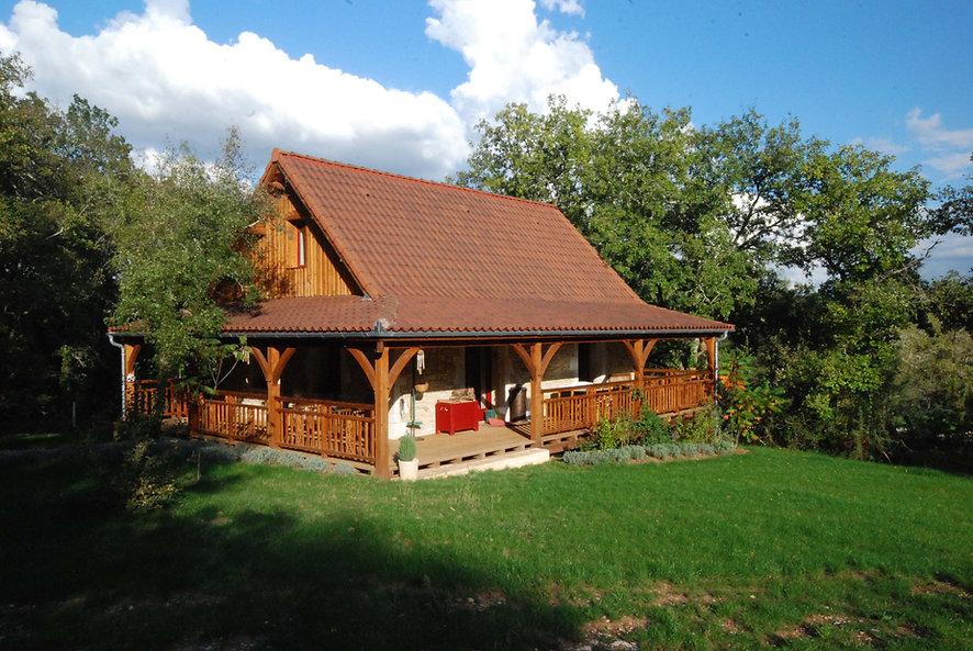 la demoiselle, le bois de barthes, locations de charme en Occitanie
