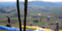 site de parapente à Castelfranc