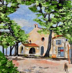Chapelle de la Garoupe