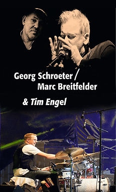 Georg Schroeter, Marc Breitfelder, gs-mb, gsmb, Kiel, Blues, Piano, Mundharmonika, Blues Harp, Tim Engel