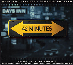 Georg Schroeter, Marc Breitfelder, gs-mb, gsmb, Kiel, Blues, Piano, Mundharmonika, Blues Harp, 42 minutes cover