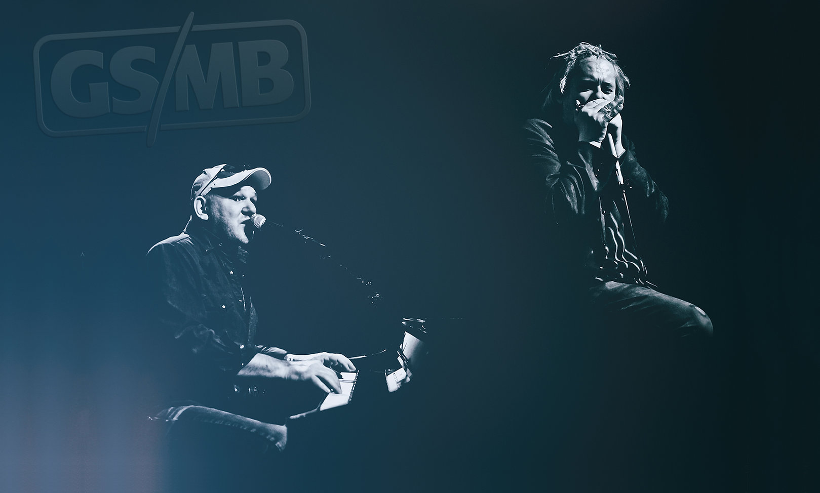 Georg Schroeter, Marc Breitfelder, gs-mb, gsmb, Kiel, Blues, Piano, Mundharmonika, Blues Harp