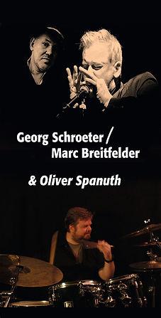 Georg Schroeter, Marc Breitfelder, gs-mb, gsmb, Kiel, Blues, Piano, Mundharmonika, Blues Harp, Oliver Spanuth
