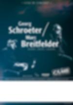 Georg Schroeter Marc Breitfelder Blues Plakat